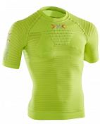 Футболка X-bionic 2016-17 Man Effektor Power OW Shirt SH SL E026 / Зеленый