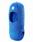 Маска (балаклава)Головные уборы<br>Детская шапка-балаклава для самых маленьких<br> <br> -состав 100% ШЕРСТЬ&amp;nbsp;<br> -толстый трикотах сохраняет тепло<br> -ветронепроницаемые вставки в районе ушей<br> -мягкая подкладка из х/б трикотажа с эластаном<br> -защищает лоб, щеки и шею<br> -представлена в нескольких цветах<br> -размеры 46-54<br>
