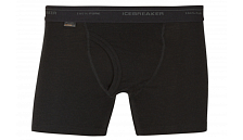 ����� Icebreaker 2015-16 Everyday Boxer wFly Black