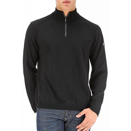 Купить Свитер для активного отдыха EA7 Emporio Armani 2013-14 Mountain Sport Inspired Urban MOUNTAIN URBAN MOUNT M JUMPER HZ черный Одежда туристическая 1024940