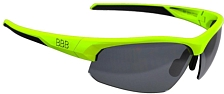Очки солнцезащитные BBB Impress Matt Neon Yellow/Smoke + Yellow + Clear