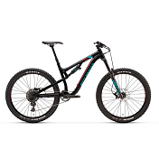 Велосипед Rocky Mountain Altitude Alloy 30 2018 black/blue