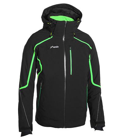 Купить Куртка горнолыжная PHENIX 2015-16 Lightning Jacket BK, Одежда горнолыжная, 1215267