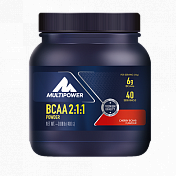 Спорт пит Multipower BCAA 2:1:1 Powder, 400g