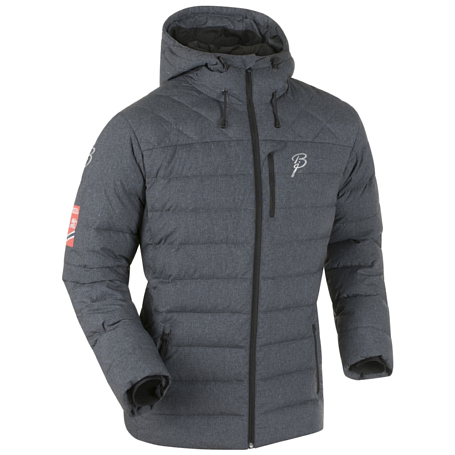 Куртка беговая Bjorn Daehlie JACKET/PANTS Jacket SHELTER Black (Черный)