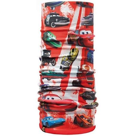 Купить Бандана BUFF Polar Buff CARS CHILD POLAR FRIENDCARS / RED Детская одежда 1080035