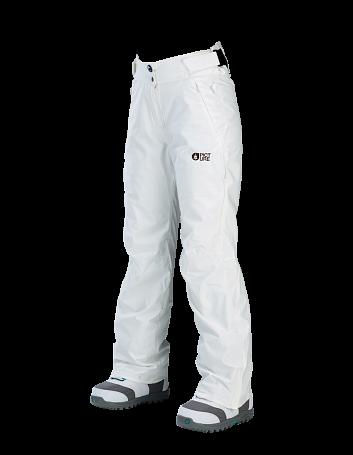 Купить Брюки сноубордические Picture Organic 2015-16 FLY pant White, Одежда сноубордическая, 1219664