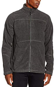 Флис горнолыжный The North Face 200 Shadow Full Zip Tnf Medium Grey Heather
