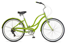 Велосипед Schwinn Alu 7 Women 2019 Green