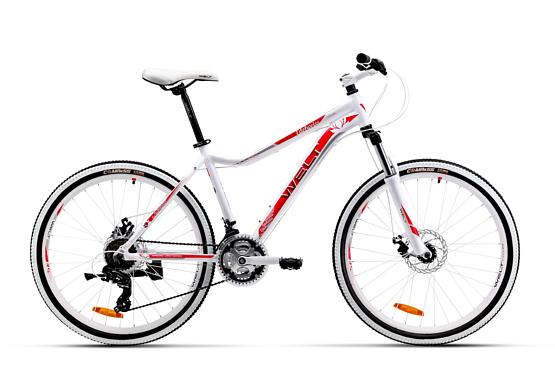 Купить Велосипед Welt Edelweiss 1.0 D 2016 white/red/ Горные спортивные 1198486