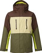 Куртка сноубордическая BURTON 2015-16 MB BREACH JK MOCHA BLOCK