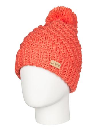 Купить Шапка ROXY 2015-16 BLIZZARD BEANIE J HATS NASTURTIUM Головные уборы, шарфы 1215862