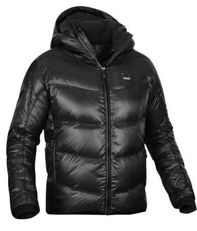 Купить Куртка для активного отдыха Salewa 5 Continents COLD FIGHTER DWN M JKT black(черный) Одежда туристическая 752009