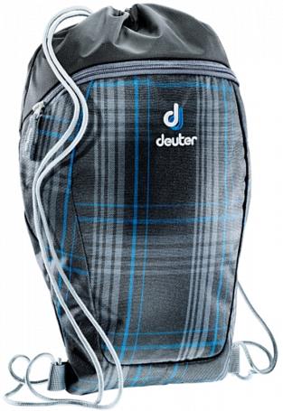 Купить Сумка для сменки Deuter 2015 School Sneaker Bag blueline check, Рюкзаки школьные, 1147542
