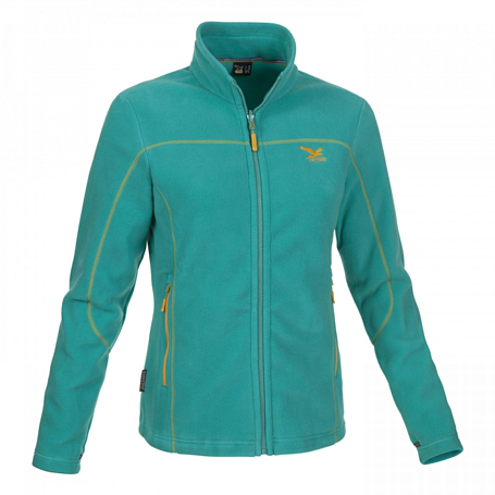 Жакет туристический Salewa HIKING & TREKKING ALPINDONNA BUFFALO 3.0 PL W JKT dragonfly/2500