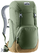 Рюкзак Deuter 2021 Walker 24 Khaki/Lion