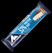 Батончик Multipower 53% Protein Bar Coconut 50g