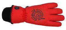 Перчатки горные GLANCE Phoenix JR (red) красный