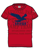 Футболка для активного отдыхаОдежда для активного отдыха<br>Детская футболка из 100% хлопка. <br>- анти-комар<br><br>Пол: Унисекс<br>Возраст: Детский