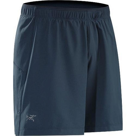Брюки туристические Arcteryx 2014 Endorphin Adan Short Mens Nighthawk Nighthawk