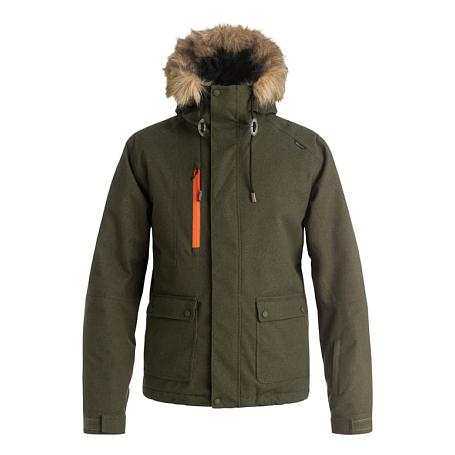 Купить Куртка сноубордическая Quiksilver 2016-17 Selector Plus M SNJT CSN0 Одежда 1293401