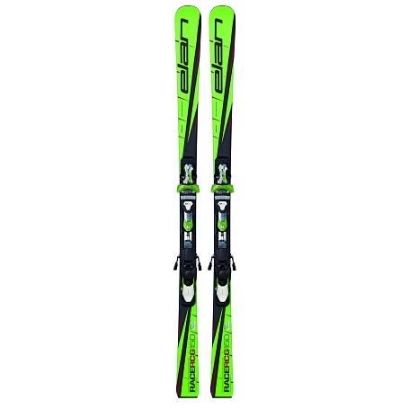 Купить Горные лыжи Elan 2016-17 RCG PLATE 1196099