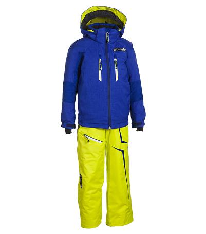 Купить Комплект горнолыжный PHENIX 2015-16 Norway Alpine Team Kids Two-Piece Детская одежда 1230019