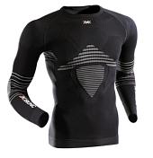 Футболка X-bionic 2016-17 Man Energizer Mk2 UW Shirt LG SL B119 / Черный