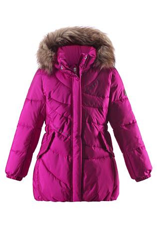 Reima пальто зимнее для девочки купить