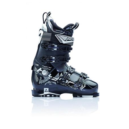 Купить Горнолыжные ботинки FISCHER 2014-15 Ranger Hybrid 12 BlueTransp./BlackTransp. Ботинки горнoлыжные 1143000