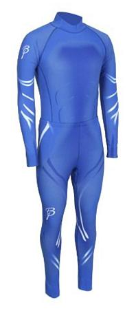 Купить Комплект беговой Bjorn Daehlie Bodytec Victory 2-piece RACE Women Skydiver (синий) Одежда лыжная 774708