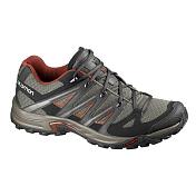 Ботинки Для Треккинга (Низкие) Salomon 2016 Shoes Eskape Aero Swamp/asphalt/deep Red