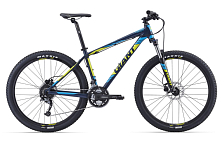 Велосипед Giant Talon 27.5 3 2016 DARK BLUE / Темно синий