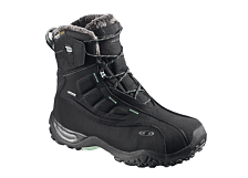 ������� ��������� (�������) Salomon 2016-17 Shoes B52 TS Gtx� W Eur Bk/bk/lichen Gre