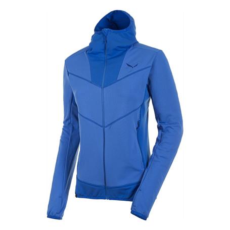 Купить Флис для активного отдыха Salewa 2016 PUEZ PL W FZ HDY nautical blue/3420 Одежда туристическая 1232599