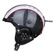 Зимний ШлемОграниченная серия от Casco! <br>Использование карбона делает эту модель особо футуристичной, спортивной и высокотехнологичной.<br>Автоматический климат контроль и система креплений Magnet Link.<br>Размеры:<br>52-54 cm = S<br>54-58 cm = M<br>58-62 cm = L<br><br>Пол: Унисекс<br>Возраст: Взрослый