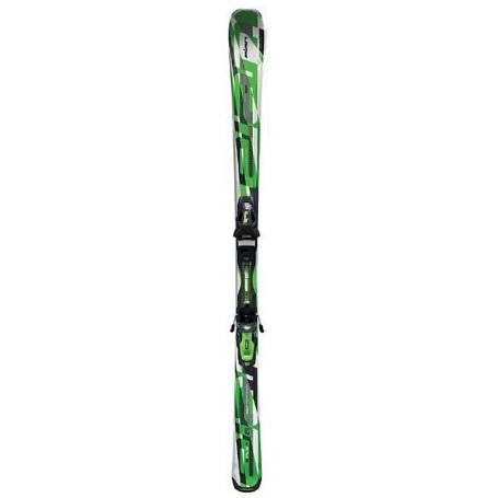 Купить Горные лыжи с креплениями Elan 2012-13 E/FLEX 6 GREEN QT EL 10 848066