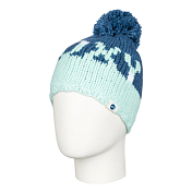 Шапка Roxy 2015-16 Fjord Bean Girl G Hats Ensign Blue
