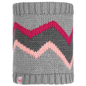 Шарф Buff CHILD KNITTED & POLAR NECKWARMER ARILD GREY CHILD