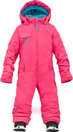 Купить Комбинезон сноубордический BURTON 2013-14 GIRLS MS ILUSN O PC HOT STREAK Детская одежда 1021685