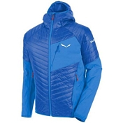 Куртка для активного отдыха Salewa 2017-18 ORTLES HYBRID 2 PRL M JKT nautical blue/3420