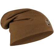 Шапка Buff Heavyweight Merino Wool Hat Tundra Khaki