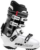 Ботинки для сноуборда DEELUXE 2015-16 Track 700 black/white