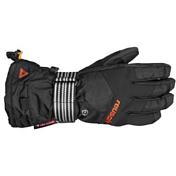 Перчатки горныеПерчатки, варежки<br>Сноубордические перчатки с защитой кисти, манжета регулируется липучкой.<br>Материал: R-Tex XT/PU<br>Утеплитель: TecFill<br>Размер: 7,5-10<br><br><br>Пол: Унисекс<br>Возраст: Взрослый<br>Вид: перчатки