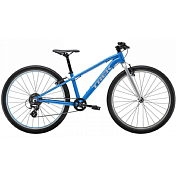 Велосипед Trek Wahoo 26 2019 Waterloo Blue/Quicksilver