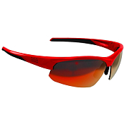 Очки солнцезащитные BBB Impress Glossy Red/MLC Red+Yellow+Clear Brille