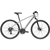 Велосипед Trek Dual Sport 1 Womens 2019 Metallic Gunmetal