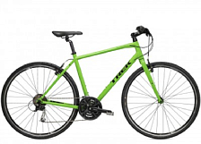 Велосипед Trek 7.3 FX 17.5  HBR 700C 2015 Lime Green