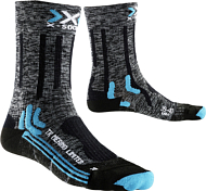 Носки X-bionic 2016-17 X-socks Trekking Merino Limited Lady G174 / Серый