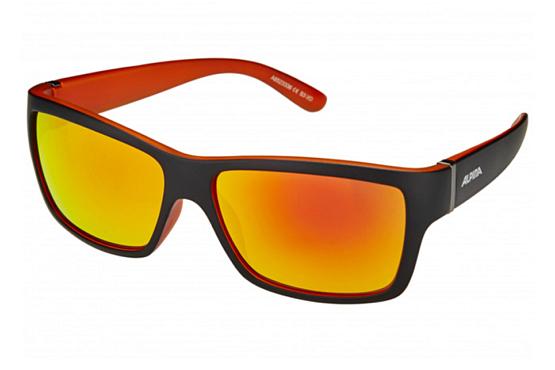Купить Очки солнцезащитные Alpina 2015-16 SPORT STYLE KACEY black matt-orange, солнцезащитные, 1225939